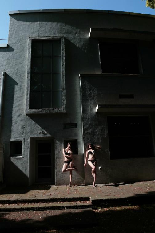 原美術館 篠山紀信展「快楽の館」