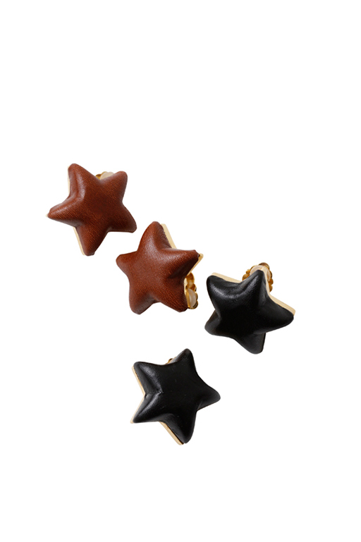 leather_star_earring