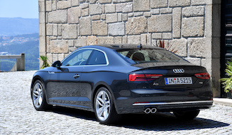 Audi A5 Coupe アウディ A5 クーペ