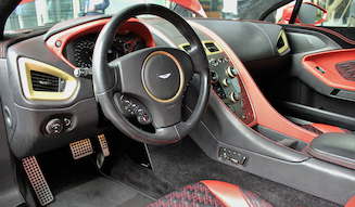 Aston Maritn Vanquish Zagato|アストン・マーティン ヴァンキッシュ ザガート