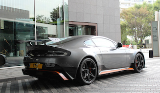 Aston Maritn Vantage GT8|アストン・マーティン ヴァンテージ GT8
