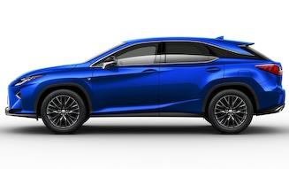 Lexus RX200t F Sport FF|レクサス RX200t Fスポーツ FF