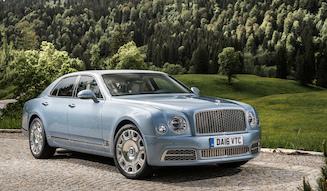 Bentley Mulsanne|ベントレー ミュルザンヌ
