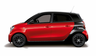 Smart forfour turbo|スマート フォーフォー ターボ