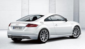 Audi TT Coupe 1.8 TFSI|アウディ TTクーペ1.8 TFSI
