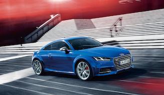 Audi TTS Coupe urban sport limited|アウディ TTS クーペ アーバンスポーツリミテッド