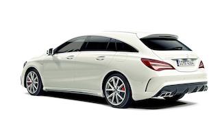 Mercedes-AMG CLA 45 4MATIC ShootingBrake メルセデスAMG CLA 45 4マティック シューティングブレーク