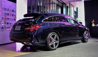 Mercedes-Benz CLA ShootingBrake メルセデス・ベンツ CLA シューティングブレーク