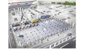 移動式ショールームなど過去最大の試乗キャンペーンを開催 Volkswagen