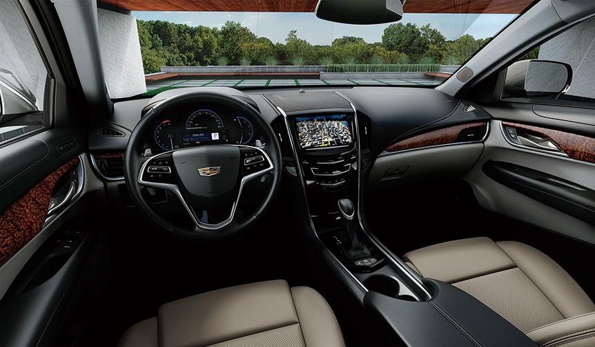 Cadillac ATS Sedan White Edition|キャデラック ATS セダン ホワイト エディション<br /> 009