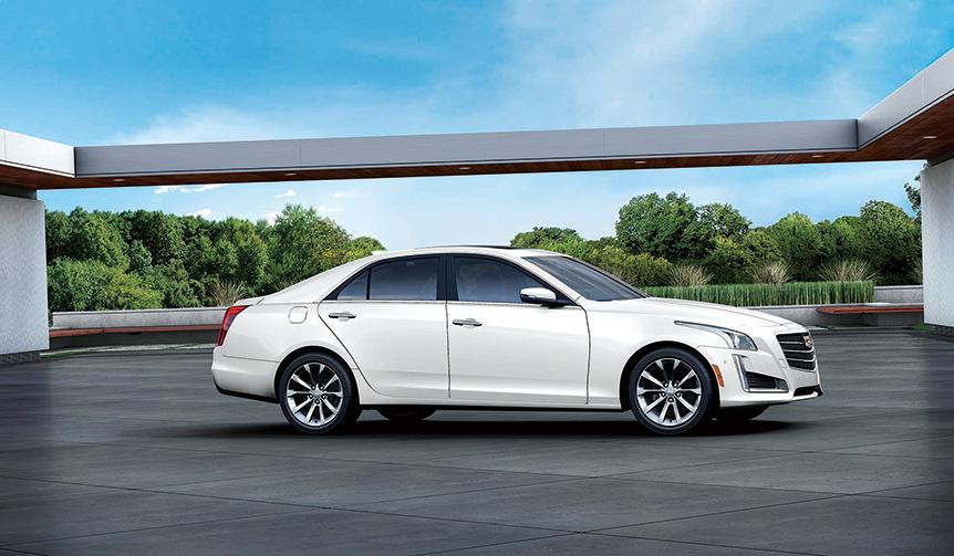 Cadillac CTS Sedan White Edition|キャデラック CTS セダン ホワイト エディション