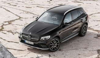 Mercedes-AMG GLC 43 4MATIC メルセデスAMG GLC 43 4マティック