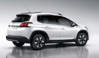 Peugeot 2008|プジョー 2008