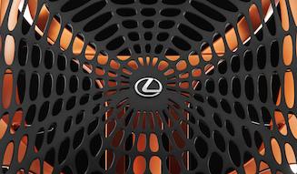 LEXUS Kinetec Seat Concept|レクサス キネティック シート コンセプト