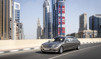 Mercedes-Maybach S 600 Pulluman|メルセデス マイバッハ S 600 プルマン
