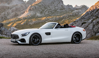 Mercedes-AMG GT Roadster|メルセデス-AMG GT ロードスター