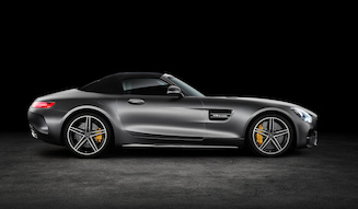 Mercedes-AMG GT C Roadster|メルセデス-AMG GT C ロードスター
