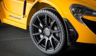The Ride On McLaren P1|ザ ライド オン マクラーレン P1