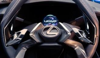 LUXUS UX Concept|レクサス UX コンセプト