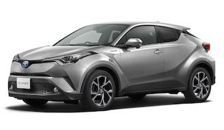 Toyota C-HR|トヨタ C-HR