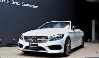 Mercedes-AMG C 43 4MATIC Cabriolet|メルセデスAMG C 43 4マティック カブリオレ
