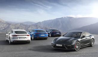 Porsche Panamera 4E-Hybrid|ポルシェ パナメーラ4E-ハイブリッド
