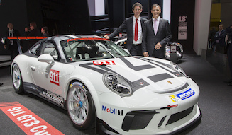 Porsche 911 GT3 Cup|ポルシェ 911 GT3 カップ