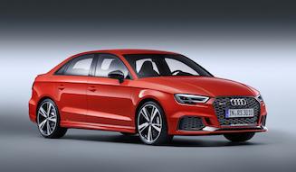 Audi RS3 sedan|アウディ RS3 セダン