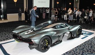 Aston Martin AM-RB001|アストン・マーティン AM-RB001