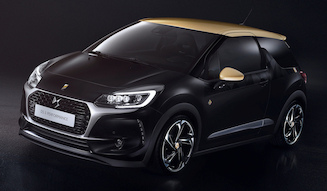 DS 3 Performance Black Special|DS 3パフォーマンス ブラックスペシャル