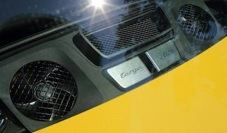 Porsche 911 Targa 4S|ポルシェ911 タルガ 4S 46