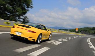 Porsche 911 Targa 4S|ポルシェ911 タルガ 4S 03