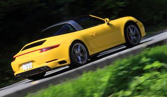 Porsche 911 Targa 4S|ポルシェ911 タルガ 4S 05
