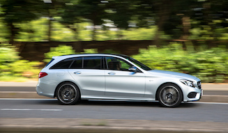 Mercedes-AMG C 43 4MATIC Stationwagon|メルセデスAMG C 43 4MATICステーションワゴン