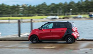 smart forfour turbo スマート フォーフォー ターボ