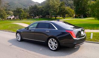 Cadillac CT6|キャデラックCT6
