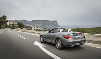 Mercedes-Benz SLC|メルセデス・ベンツ SLC