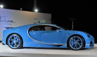 Bugatti Chiron ブガッティ シロン