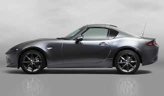 Mazda Roadster RF VS マツダ ロードスター RF VS