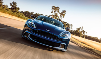 Aston Martin Vanquish S アストンマーティン ヴァンキッシュ S