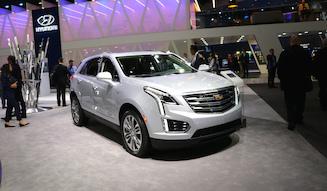 Cadillac XT5|キャデラック XT5
