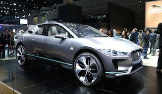 Jaguar I Pace|ジャガー Iペース