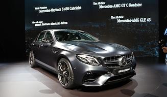 Mercedes-AMG E 63 S 4MATIC|メルセデスAMG E 63 S 4マティック