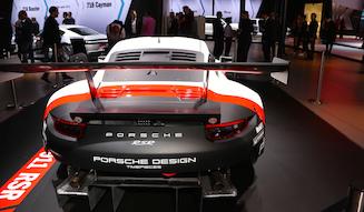 Porsche 911 RSR|ポルシェ 911RSR