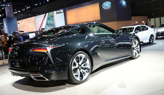 Lexus LC500|レクサス LC500