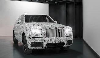 Rolls-Royce Project Cullinan|ロールス・ロイス プロジェクト カリナン