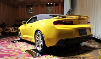 Chevrolet Camaro|シボレー カマロ