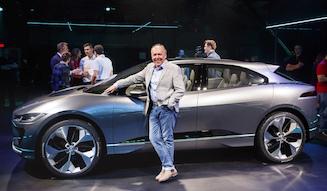 ジャガー I-ペース|Jaguar I-Pace