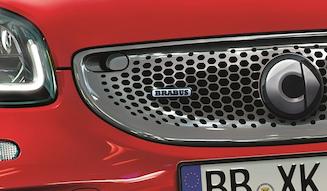 Smart BRABUS forfour Xclusive|スマート ブラバス フォーフォー エクスクルーシブ