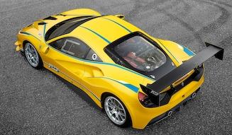 Ferrari 488 Challenge フェラーリ488チャレンジ